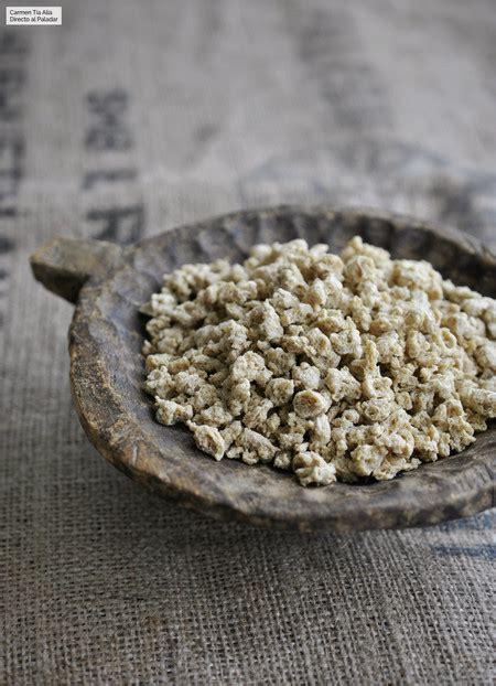 Todo sobre la soja texturizada: qué es, cómo se cocina y ...