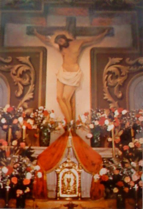 TODO TEMBLEQUE: Misterios sobre el origen del Cristo del ...