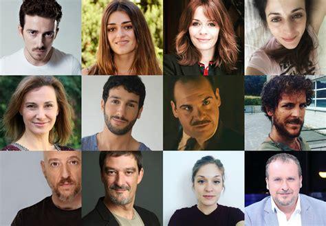 Todos los actores y actrices que se incorporan a  Amar es ...