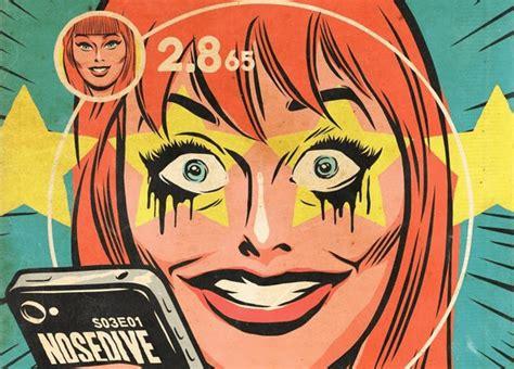 Todos los capítulos de Black Mirror, en portada de cómic ...