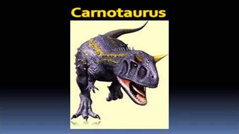 Todos los dinosaurios de Dino Rey   YouTube
