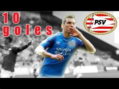 TODOS LOS GOLES DE HIRVING  CHUCKY  LOZANO CON EL PSV ...