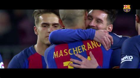 Todos los goles de Messi en la Liga 2016/2017   YouTube