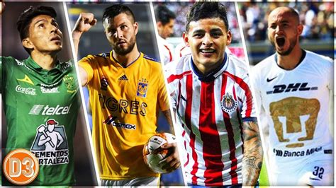 TODOS LOS GOLES   Jornada 7 de la Liga MX ★ D3D2   YouTube