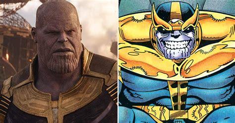 Todos los poderes de Thanos   Cultture