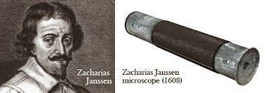 Tokoh Tokoh: Zacharias Janssen, Penemu Mikroskop