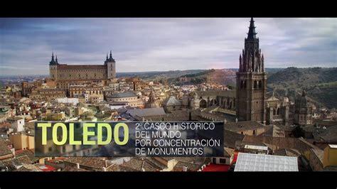 Toledo 30 años Patrimonio de la Humanidad   YouTube
