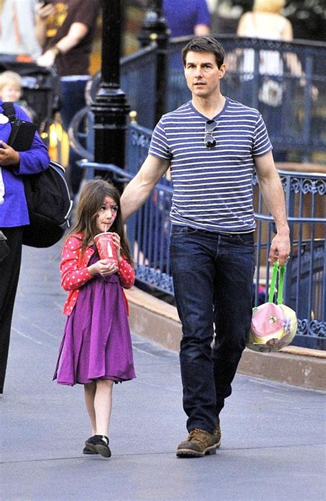 Tom Cruise distanced from Suri over Scientology, report claims