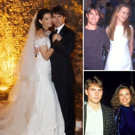 Tom Cruise Ex Wives | POPSUGAR Love & Sex