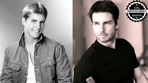 Tom Cruise | From 1 to 55 Years Old   YouTube