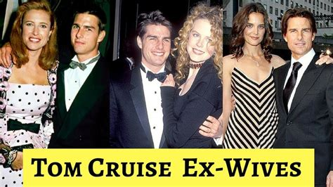 Tom Cruise Wife Ex Wives    Nicole Kidman, Katie Holmes ...