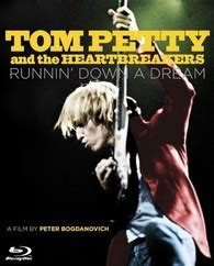 Tom Petty and the Heartbreakers: Runnin  Down a Dream Blu ray