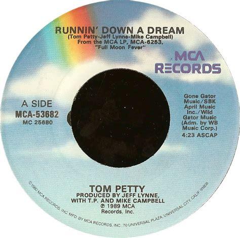 Tom Petty   Runnin  Down A Dream  1989, Vinyl    Discogs