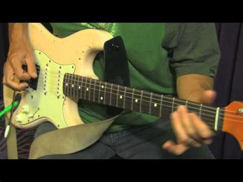 Tom Petty   Running Down a Dream   Guitar Lesson   How To ...