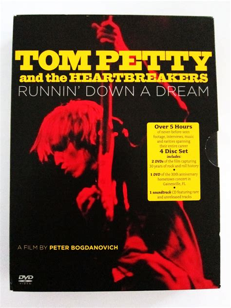 Tom Petty Running Down A Dream – Every record tells a story