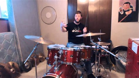 Tom Petty   Running Man s Bible   Drum Cover   YouTube