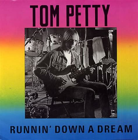 Tom Petty & The Heartbreakers Running Down A Dream UK 12 ...