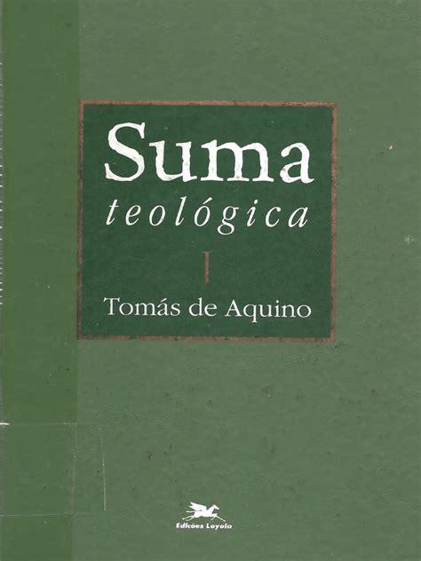 Tomás de Aquino   Suma Teológica I fdghdfhdfghffghfdg.pdf
