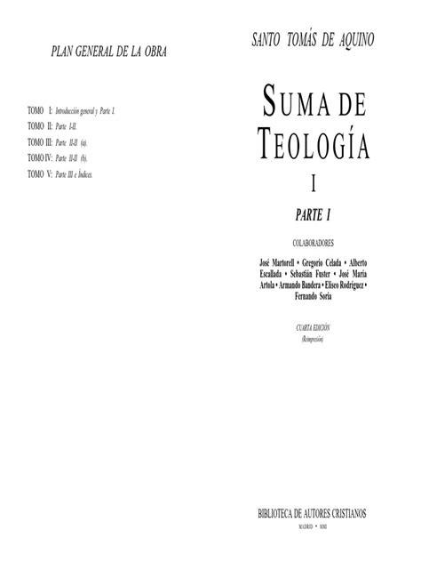 Tomás de Aquino, Suma Teológica I qq. 78 79, 84 86.pdf