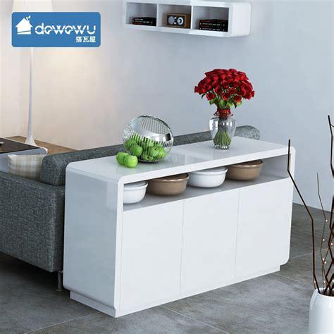 Tome azulejo aparador moderno lacado brillante blanco ...