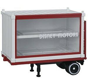 Tomica Disney Motors Dream Carry Only Container Free Ship ...