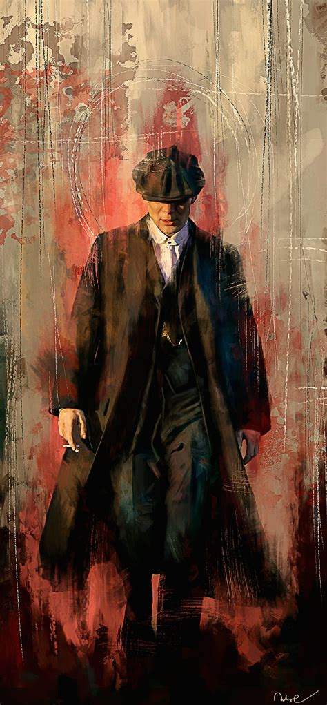 Tommy Shelby by Namecchan on DeviantArt