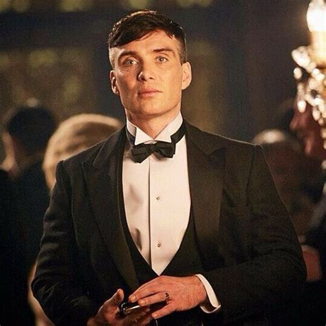 Tommy Shelby | Peaky Blinders | Cillian Murphy | Coupe de ...