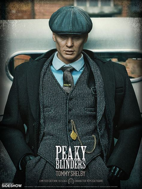 Tommy Shelby  Peaky Blinders  Sixth Scale Figure | Toy Origin