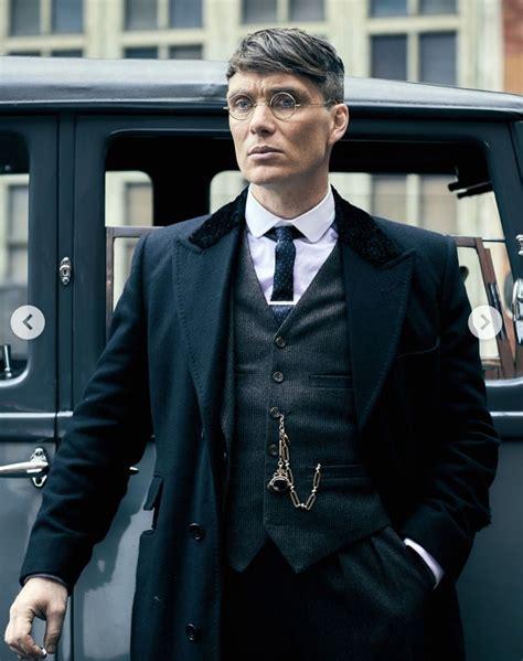 tommy shelby #peakyblinders | Stil erkek, Erkek giyim ...