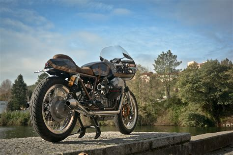 Ton Up Garage Moto Guzzi Le Mans 1000