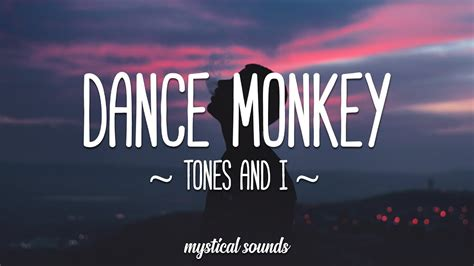 Tones and I   Dance Monkey  Lyrics    YouTube