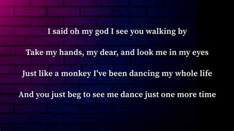 Tones and l  DANCE MONKEY   LYRICS     YouTube