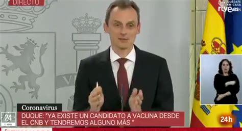 Toni Cantó se burla de Pedro Duque por equivocarse hablando