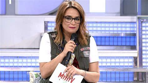 Toñi Moreno confirma su embarazo en  Mujeres y hombres y ...