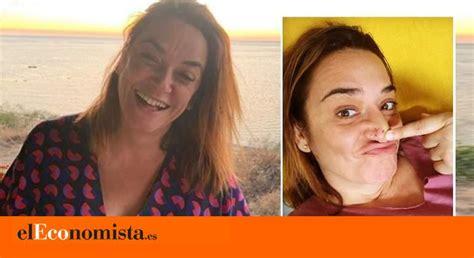 Toñi Moreno, embarazada de cuatro meses, en el hospital ...