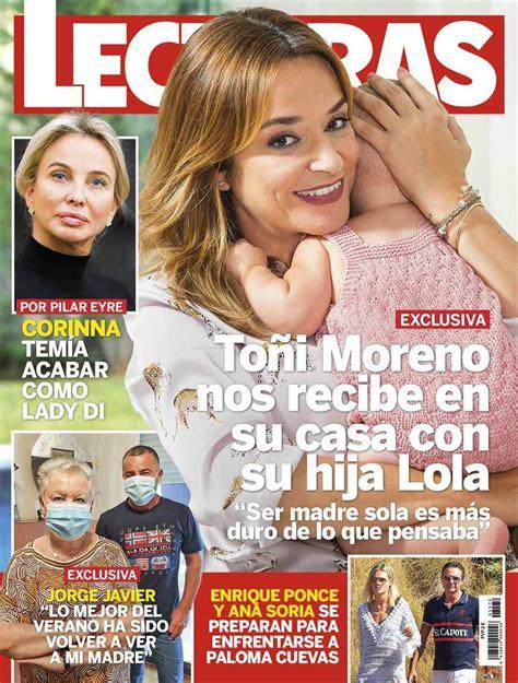 Toñi Moreno, en exclusiva, nos recibe en su casa de Madrid ...
