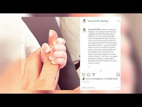 . Toñi Moreno le dedica un mensaje a su hija Lola por su ...