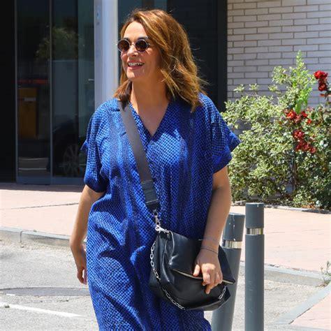 Toñi Moreno, primeras imágenes tras confirmar su embarazo ...