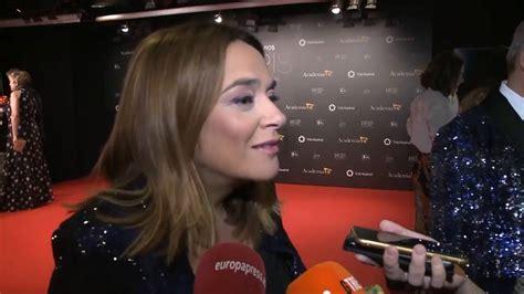 Toñi Moreno:  Tengo fatigas y 46 años, es una niña muy ...