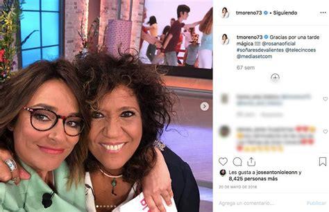 Toñi Moreno y Rosana: el motivo de la ruptura de su relación
