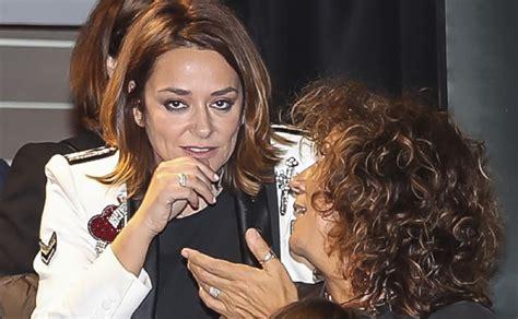 Toñi Moreno y Rosana, inseparables en la presentación del ...