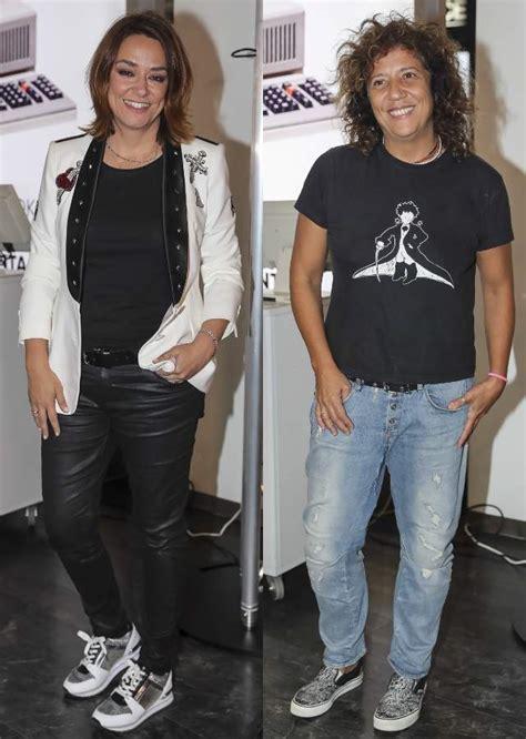 Toñi Moreno y Rosana reaparecen juntas tras los rumores ...