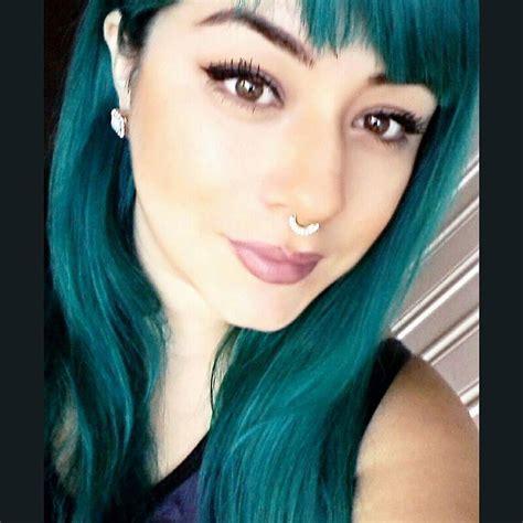 Tonos de cabello verde oscuro  11  | Curso de Organizacion ...