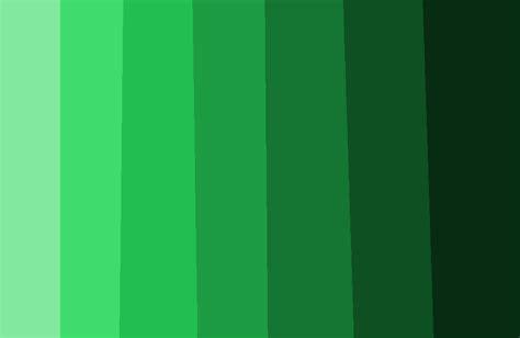 Tonos de color verde by Licae on DeviantArt