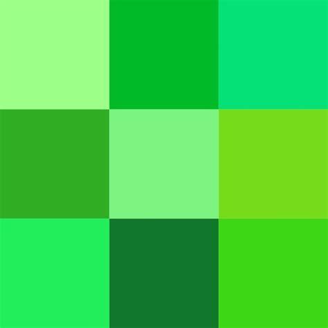 Tonos de verde – HiSoUR Arte Cultura Historia