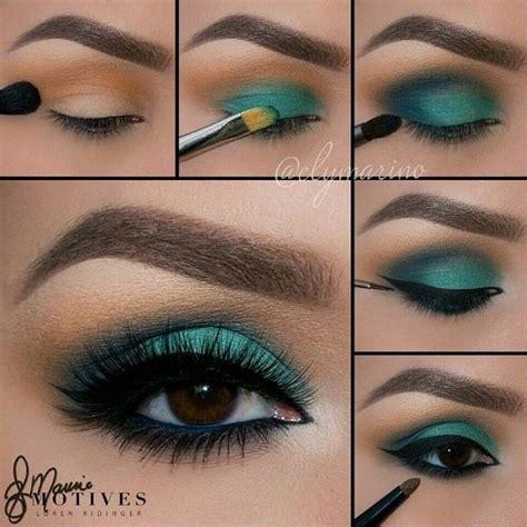 Tonos verdes | Maquillaje de ojos, Maquillaje verde ...