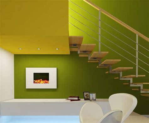 Tonos verdes para pintar las paredesSaber y Hacer