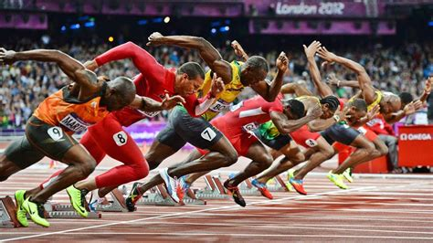 TOP 10 | 100m Track and Field Sprints Until 2015 | HD ...