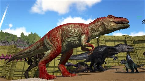 Top 10 Ark Survival Evolved Best Dinos  2019 Edition ...