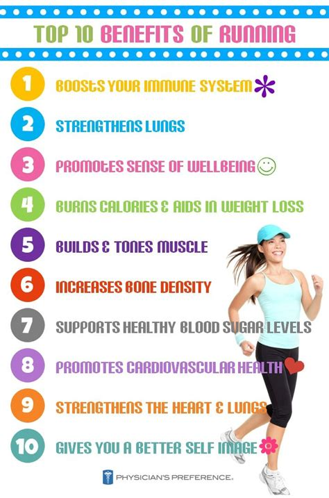 Top 10 benefits of running | Gettin  slim without the gym ...